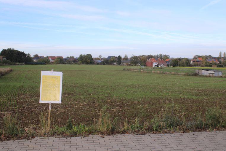 Site woonproject met 73 loten Haasrode Centrum. Dit project wordt op woensdag 7 november voorgesteld.