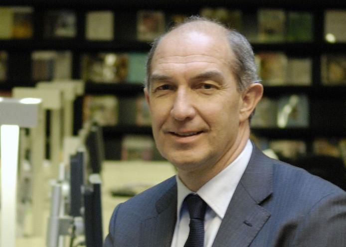 Anton Pijpers, voorzitter van het college van bestuur van de Universiteit Utrecht.