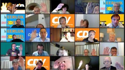 Livestream gemeenteraad verloopt zonder mankementen, debat loopt wel uit tot ver na middernacht