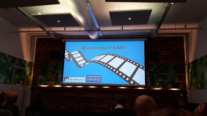 Het Veenendaalse filmfestival.