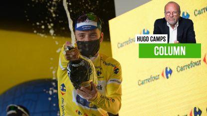 """Onze columnist Hugo Camps maakte Merckx en Van Looy mee en heeft nu een déjà vu: """"Eddy en Rik zien zichzelf terug in Remco en Wout"""""""
