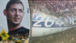 Lichaam gevonden in vliegtuigwrak dat voetballer Sala vervoerde