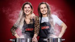 """Anne-Sophie en Mira uit 'Mijn Keuken Mijn Restaurant': """"Als je niet op anderen kan rekenen, is het onhaalbaar"""""""