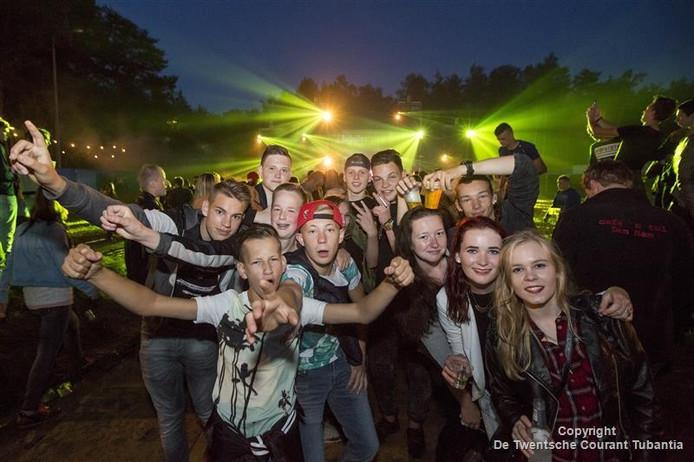 Forest Hill 2016 in Vroomshoop: sfeervol, gezellig en druk bezocht.