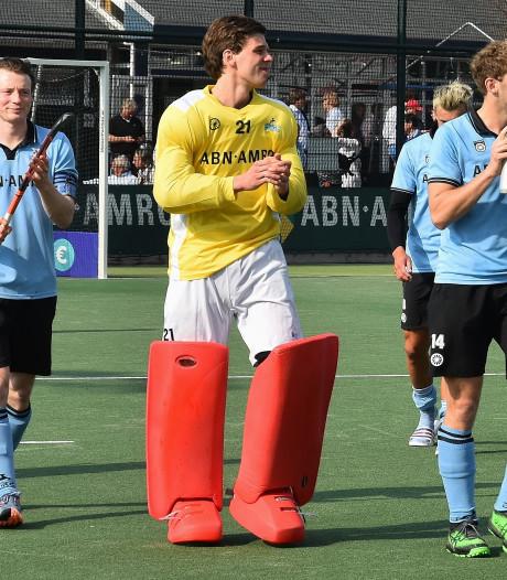 Keeper Roderick Standaart in vier jaar van De Hoeksche Waard naar HGC