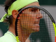 Nadal over herfstig Roland Garros: 'Niet gunstig voor mij'