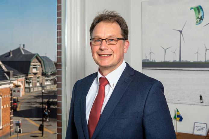 Harald Bouman wordt voorgedragen als nieuwe burgemeester van de gemeente Noordoostpolder.