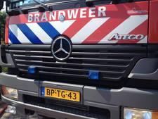 Brand in woning Colijnsplaat snel geblust