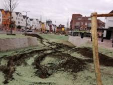 Aso's rijden nog voor heropening nieuwe Oldenzaalsestraat kapot