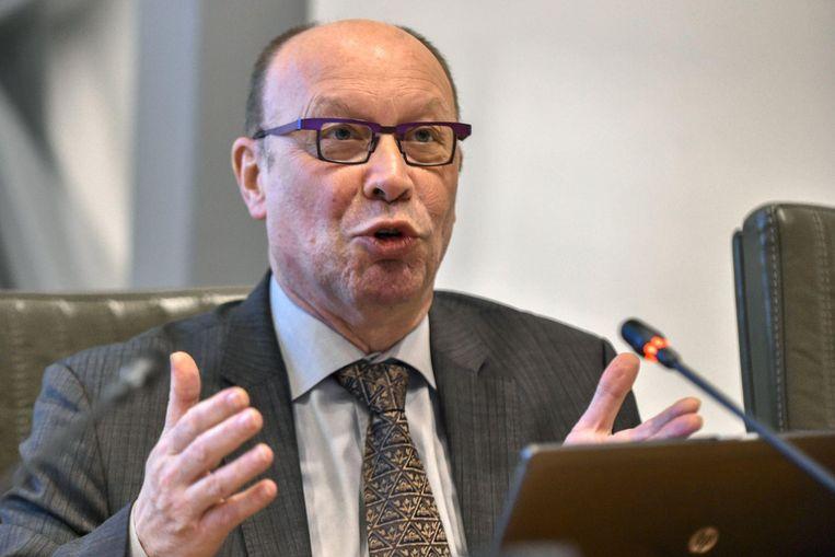 Roger Kesteloot, directeur-generaal van De Lijn.