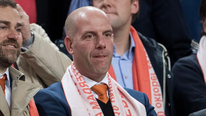 Gijs de Jong (midden).