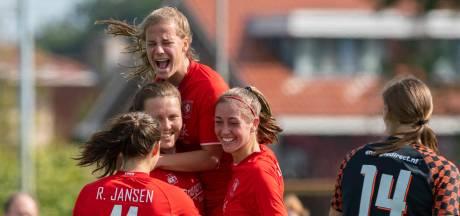 FC Twente Vrouwen doet wat het moet doen: winnen