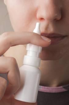 Un spray nasal contre le coronavirus?