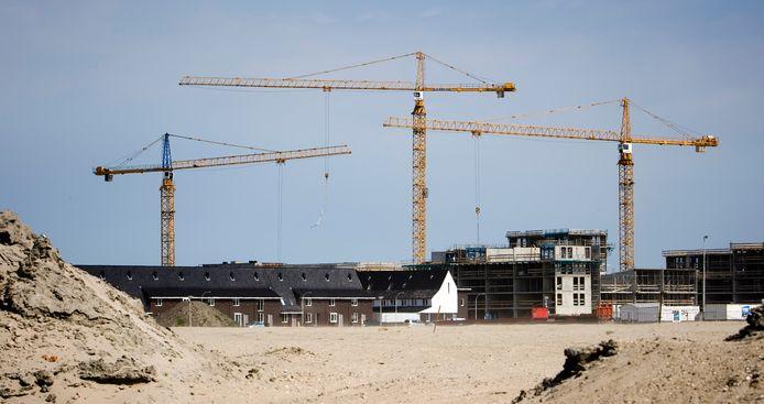 Nieuwbouw rukt op in Pijnacker.