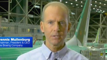 """Boeing excuseert zich voor dodelijke crashes 737 MAX: """"Sorry voor alle verloren levens"""""""