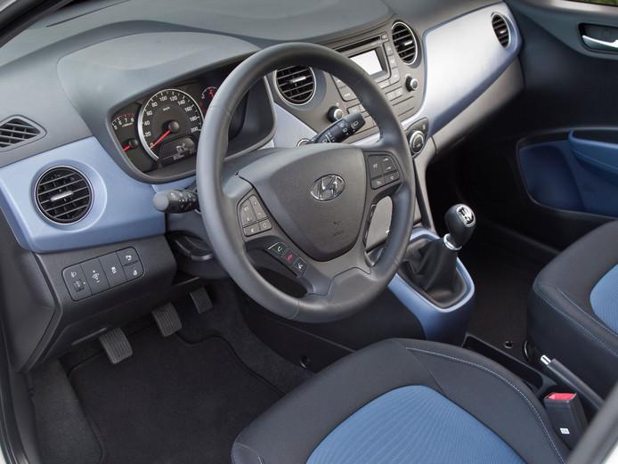 De huidige Hyundai i10
