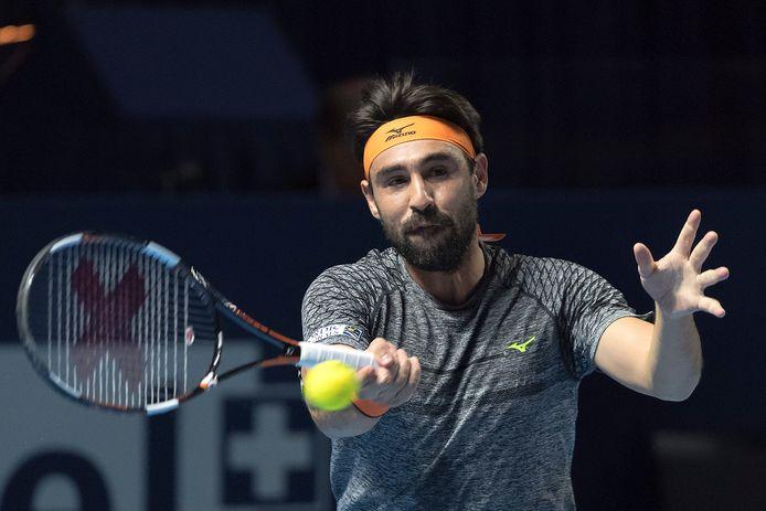 Clap de fin pour Marcos Baghdatis, qui a obtenu une wild card pour Wimbledon.