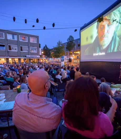 Buitenfilm terug van weggeweest op Leenderweg in Eindhoven