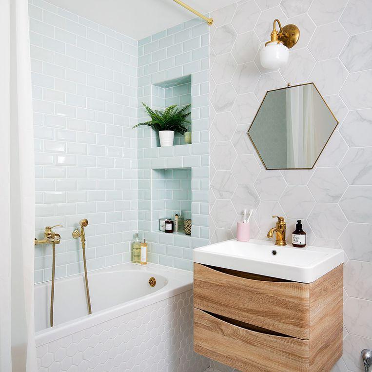 Kleine badkamer?