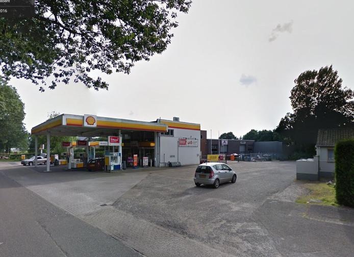 Tankstation Schaijk
