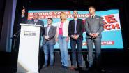 Britse anti-islamactivist Tommy Robinson vormt front met Dries Van Langenhove