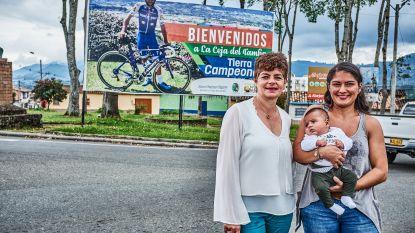 """Op zoek naar de roots van Gaviria in Colombia: """"Fernando is als een losgeslagen paard. Knettergek"""""""
