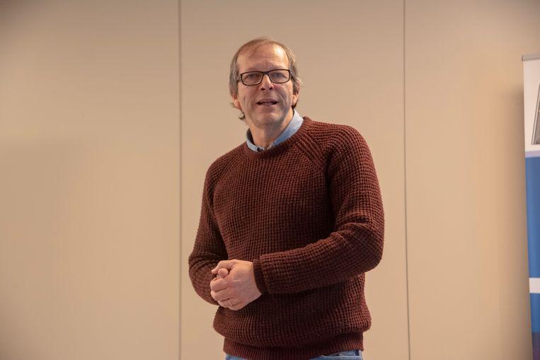 Vincent Leus, vader van de verongelukte Emilie Leus en oprichter van het gelijknamige Fonds. Bijna 10 jaar geleden werden zijn dochter en twee medestudenten door een dronken bestuurder doodgereden.