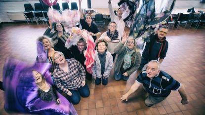 Nieuwe theatervoorstelling en verjaardagsfeest voor Ons Centrum