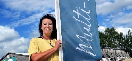 Jolanda runt Multi-Beach: 'Iedereen moet hier het vakantiegevoel krijgen'