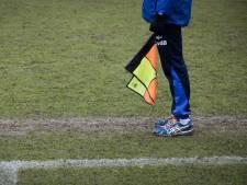 SV Epe stelt grensrechter die speler Lelystad discrimineerde op non-actief