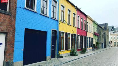 Nu ook een blauw huisje in het 'Nyhavn aan Utopia'