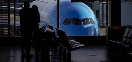 Grote zorgen bij KLM-personeel over vliegen op Groot-Brittannië