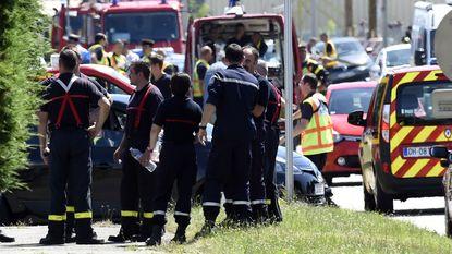 Frankrijk in rep en roer: man onthoofd bij aanslag op gasfabriek