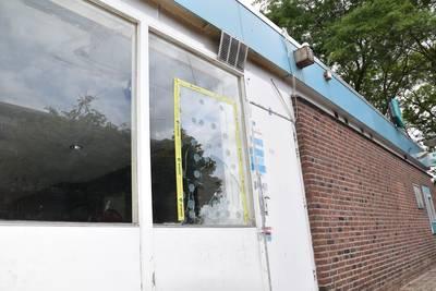 Inbraken in winkelcentrum Nijmegen, politie stelt bloedsporen veilig