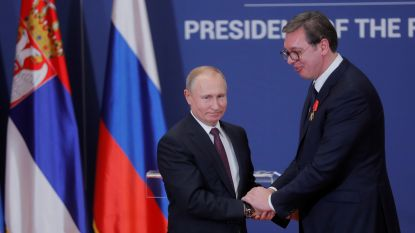 Servië ontdekt Russisch spionagenetwerk
