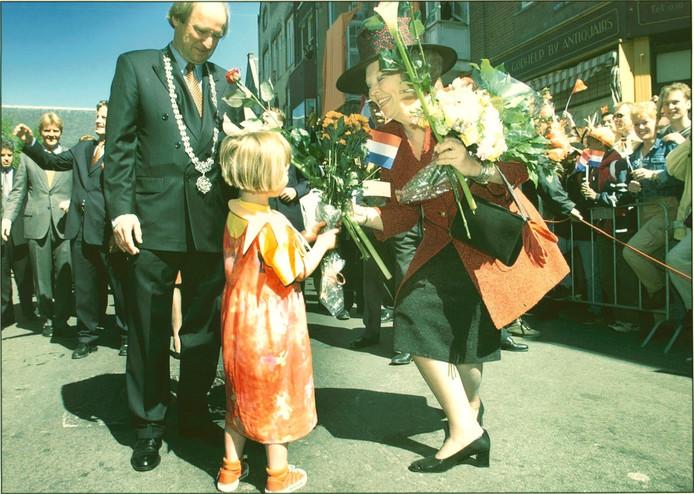 Koninginnedag in Utrecht