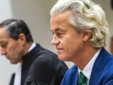 Knoops gaat 'gewoon' door met zaak Wilders