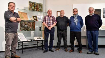 Heemkundige kring houdt jaarlijkse tentoonstelling over WOI