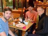 Amerikaanse acteur Woody Harrelson doet Brielle aan, Nick en Simon onder de indruk