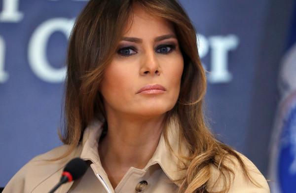 **Zelfs Melania mengt zich in debat over immigratiepolitiek VS**