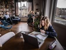 Schoolwerk lastig te maken in een rumoerig huis? Dan mag je studeren bij Anouscha in Klaaswaal