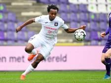 Mauvaise nouvelle pour Anderlecht: Percy Tau forfait pour le Standard