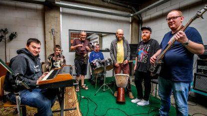 Tordale verzamelt 1.600 euro voor muziekgroep DREUN nadat oprichter in coma ligt