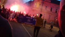 LIVE. Sfeer zit er al goed in bij Anderlecht-fans in Trnava - Kums, Sanneh en Amuzu starten in de basis