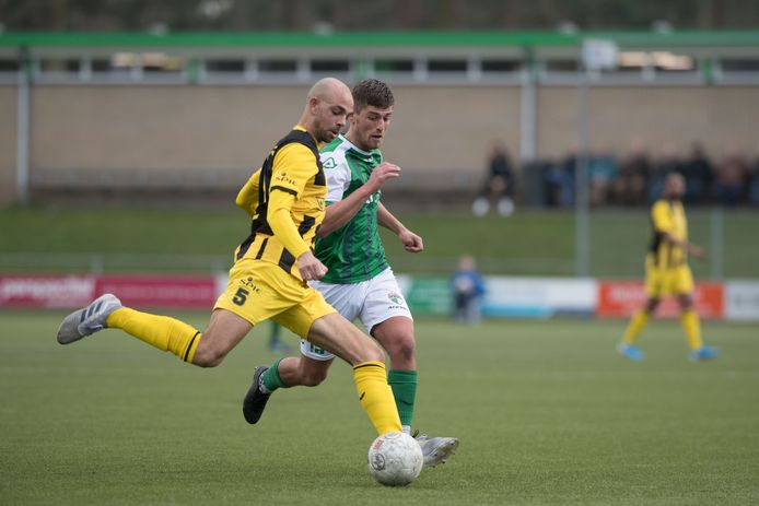 Ook derdedivisionist VVOG uit Harderwijk heeft de voorbereiding op het nieuwe seizoen rond.