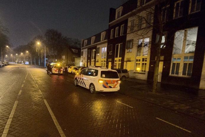 4 aanhoudingen op de Gabriël Metsulaan in Eindhoven