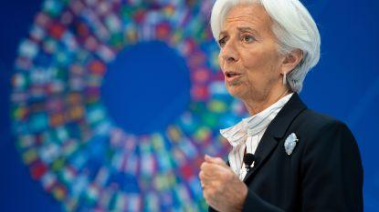 Christine Lagarde doet het wéér: opnieuw de eerste vrouw in een topjob