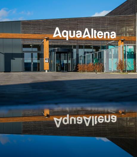 Buitenbad sluiten geen optie voor AquaAltena