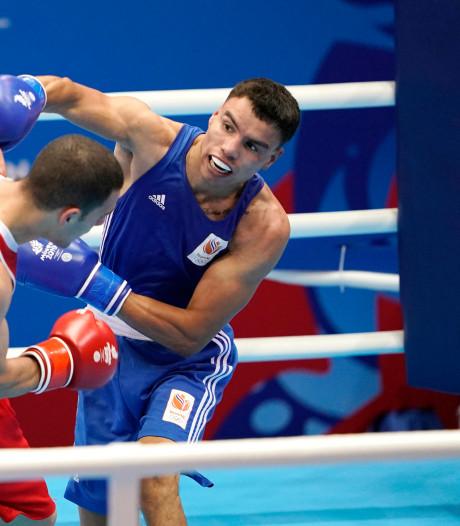 Enrico Lacruz sneuvelt op WK boksen