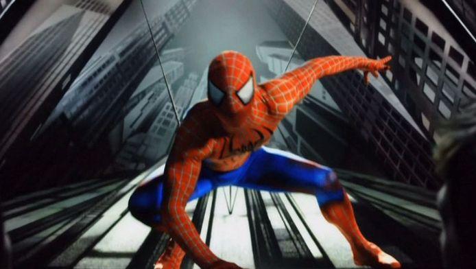 Stan Lee Media zegt de rechten te bezitten van o.a. Spider Man.